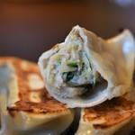 中華そば店 遠州 - 焼き餃子