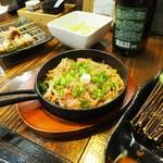 串ザンマイ - えのきバター