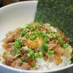 串ザンマイ - 豚丼男メシアップその2