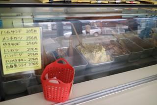福田パン - 具材を見て選ぶのもアリ