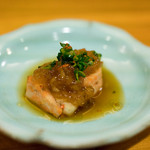 平和寿司 - 2018.4 北海道あん肝ポン酢