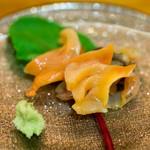 平和寿司 - 2018.4 山口赤貝