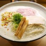 濃厚鶏そば 葵 - 濃厚鶏そば¥800