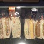 サンドイッチ工房 サンドリア - ホテル朝食より満足度高し