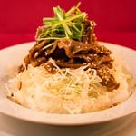 豚焼肉 DON-丼(味噌汁付き)