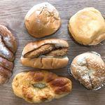 奥山製パン店 - 料理写真:今回買ったパン
