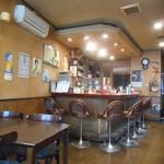 コーヒーハウス純 - 店内