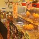 しっぽのあんこ - 2011.07.02 店内