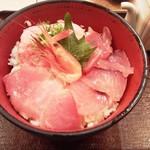 84893061 - 海鮮丼(並)500円(税込)