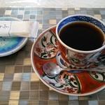 華木 - ドリンク写真:コーヒー(450円)