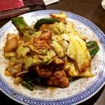 成都 - 回鍋肉
