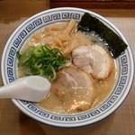 久留米ラーメン 清陽軒 - 料理写真:屋台仕込みラーメン(650円)