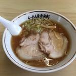 らーめん屋 幸来軒 - 正油ラーメン 650円