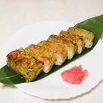 84895968 - 鯛上箱寿司。1700円