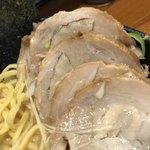 横浜らーめん 一本家 - 『ネギチャーシューメン」990円