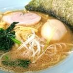 麺工房 武 - 味玉横浜ラーメン 850円