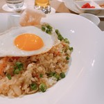 フライヤーズテーブル - ピリ辛で美味しいです♪( ´▽`)