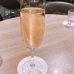 フライヤーズテーブル - スパークリングワイン