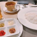 フライヤーズテーブル - 旅友のカレーライス
