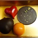 フロランタン - ショコラ4種