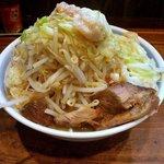 ラーメン豚力 - ラーメン(650円)
