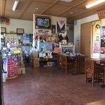 大石食堂 - 店内の風景。
