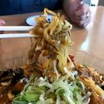 平良久亭 - 麺リフト