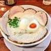 ラーメン家 みつ葉 - 料理写真:豚CHIKIしおチャーシューメン