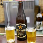 (有)旭屋酒店 - 瓶ビール