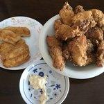 からあげ専門店 鶏笑 - 料理写真:ファミリーセットC チキン南蛮