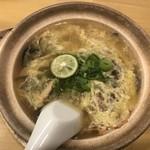 せーぬ - そば米雑炊