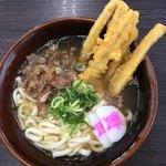 資さんうどん - 料理写真:肉ごぼ天うどん