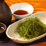 沖縄料理の店 くすくす - 海ぶどう