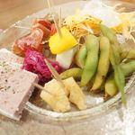 北海道×スパニッシュ SPOON - 前菜盛り