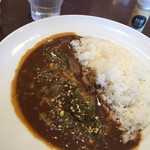 CoCo壱番屋 - 料理写真:大人のスパイスカレー。ポーク。