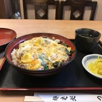 つるてん生楽 - 他人丼800円です(2018.4.28)