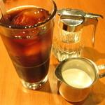 KAITEKI CAFE - 有機栽培豆ブレンドコーヒー(ICE)