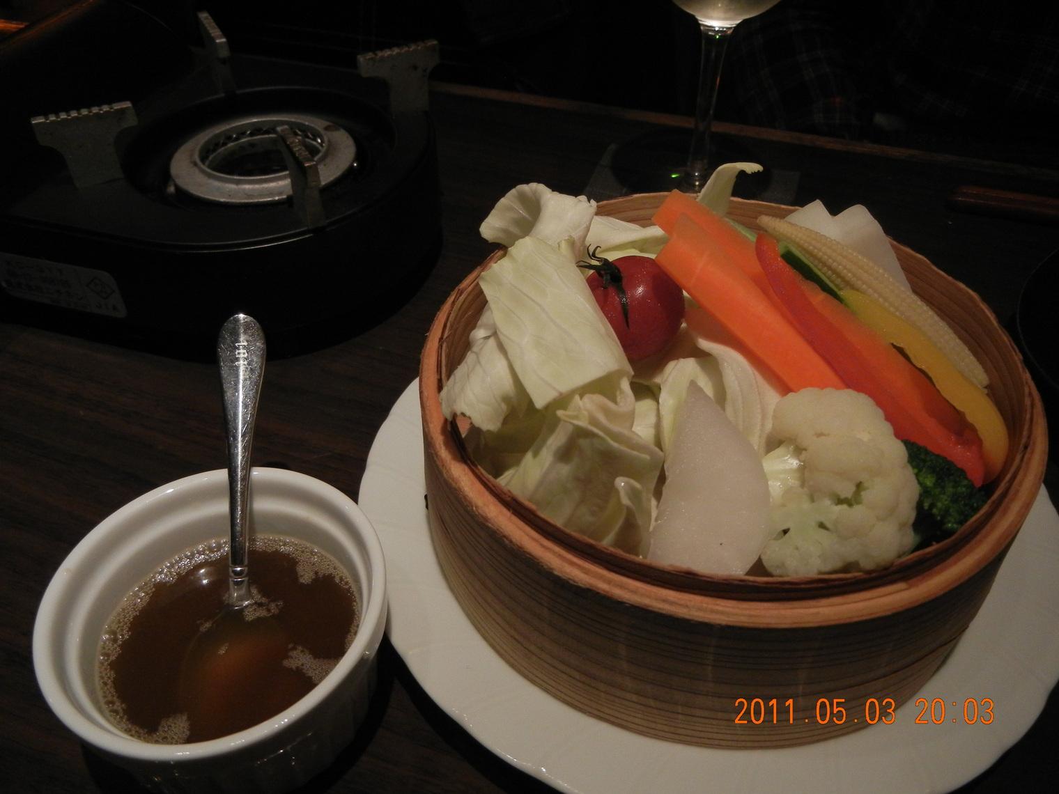 農家の野菜×創作料理 101