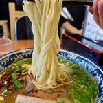 蘭州拉麺店 火焔山 - 漢方入り蘭州ラーメン 980円