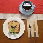 自然食百科 柿の木 - 料理写真: