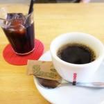 坂元食堂 - ★アイスコーヒー・ホットコーヒー