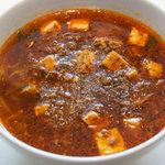 辣 麻 (ラーマー)豆腐スープ麺