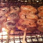 祭 - 串焼き