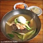 韓国村 - 冷麺780円