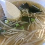 彦治郎 - 料理写真:中華スープ