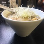煮干中華そば のじじR - 逆三角丼