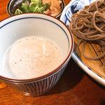 地魚料理 まるさん屋 - 辛味大根の搾り汁