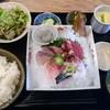 料理屋 兆治 - 料理写真:刺身でごはん(1000円)