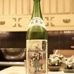 さえ喜 - ☆男山 国芳乃名取酒 特別純米 大辛口