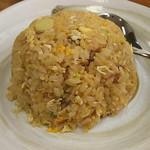 まるぜん食堂 - 料理写真:チャーハン 550円
